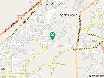 ای ایم ای سوسائٹی ۔ بلاک سی ای ایم ای سوسائٹی لاہور میں 1.6 کنال رہائشی پلاٹ 5.1 کروڑ میں برائے فروخت۔