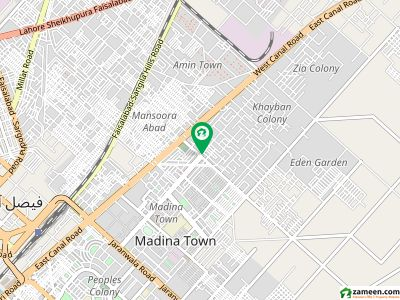New Garden Block Saeed Colony 4.5 Marla House For Sale
