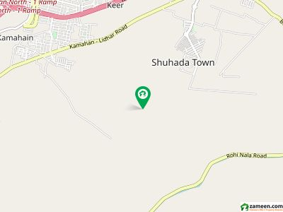 Facing Golf Course 150 Feet Road One Kanal Plot For Sale At Prime Location In Low Price