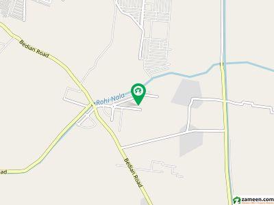 بینکرس ایوینیو ۔ بلاک ڈی بینکرس ایوینیو کوآپریٹو ہاؤسنگ سوسائٹی لاہور میں 2 کنال رہائشی پلاٹ 2.65 کروڑ میں برائے فروخت۔
