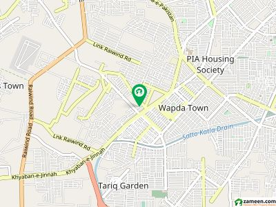 2 Kanal Plot For Sale At Wapda Town Phase 2 Block N1
