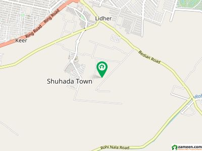 You Can Find A Gorgeous Commercial Plot File For Sale In Dha Defence