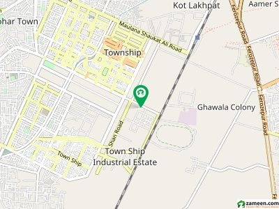 4500  Square Feet Residential Plot Is Available For Sale In Quaid-E-Azam Industrial Estate