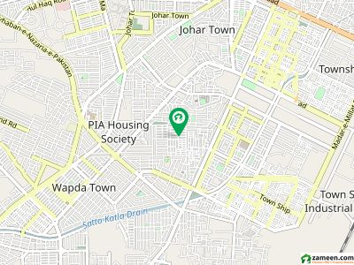 Punjab Govt Employees Society House For Sale Sized 10 Marla
