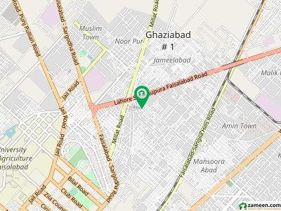 3.5 Marla House For Rent In Gulistan Colony - Block H