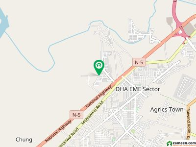 4 Marla Commercial Plot Is Available At Good Location