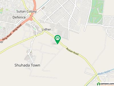 DHA 9 Town Commercial Plot Sized 4 Marla For Sale