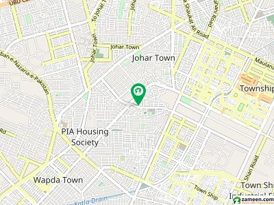 5 Marla Residential Plot For Sale At Johar Town Phase 1 Block C1  At Prime Location