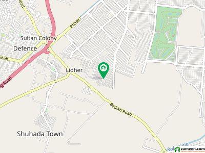 ڈی ایچ اے فیز 6 - سی سی 2 بلاک ڈی ایچ اے فیز 6 ڈیفنس (ڈی ایچ اے) لاہور میں 8 مرلہ کمرشل پلاٹ 6 کروڑ میں برائے فروخت۔