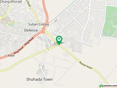 3 Bed 6Tth Floor For Rent In Askari 11 Lahore