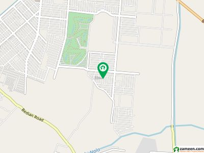 One Kanal Plot for sale in DHA Lahore Phase 7 Block Z