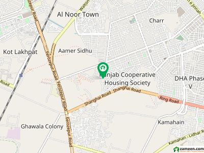 In Punjab Coop Housing Society Building Sized 10 Marla For Sale