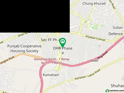 21 Marla Residential Plot Is For Sale In Dha Phase 5 Lahore