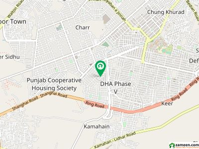 One Kanal Used Facing Park House For Sale  Very Low Price  Phase 4