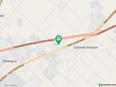 6.13 Marla House For Sale At Faisal Garden Phase 1 Faisalabad