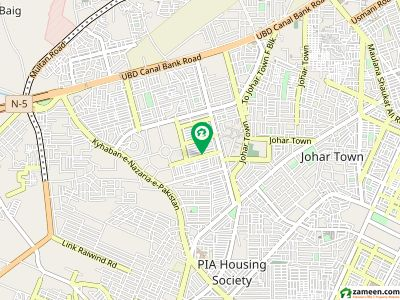 Johar Town House For Sale Sized 7.5 Marla