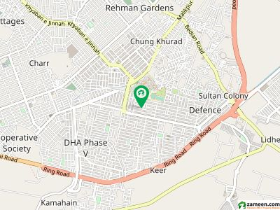 2 Kanal Corner Plot For Sale In Dha Phase 5