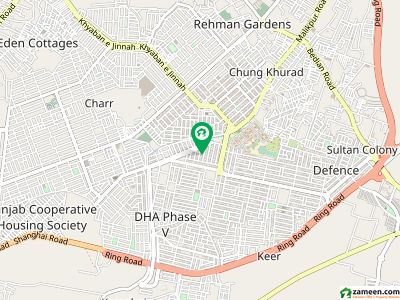 Near To Lums University One Kanal Plot No 187 For Sale In Phase 5