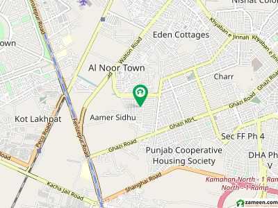 8 Marla Commercial Plot For Sale In Phase 3 XX DHA Lahore