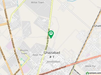 Buy A 5 Marla House For Rent In Bilal Nagar