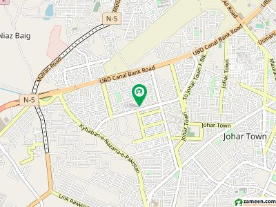 5 Marla House Is Available For Sale In Johar Town