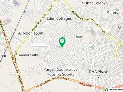4 Marla Commercial Plot no. 292 Block Y Phase 3 DHA Lahore