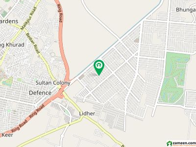 Prime Location 1 Kanal Residential Plot Is For Sale In Defence Lahore