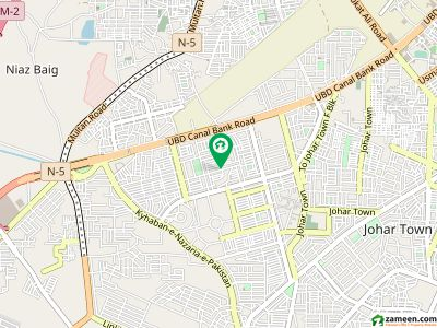 7.5 Marla House Is Available For Sale In Johar Town