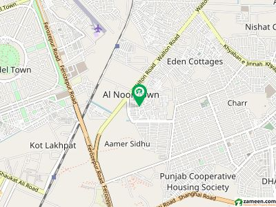 5 Marla Lower Portion For Rent In Al Noor Town Walton Road Lahore