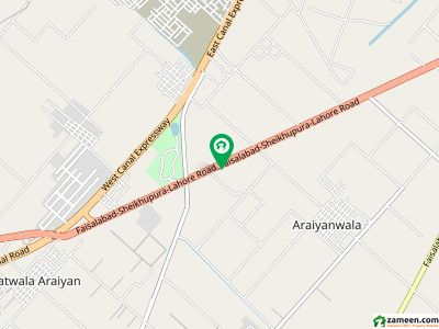 28 Marla Residential Plot Available In Lahore - Sheikhupura - Faisalabad Road For Sale