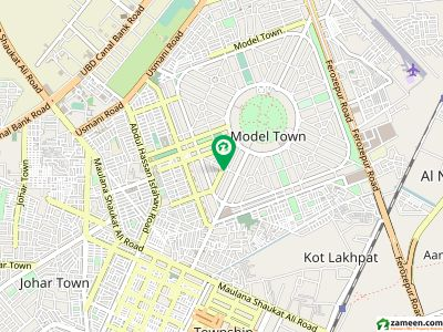Kanal Residential Plot Available For Sale