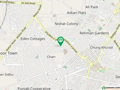 2 Kanal Residential Plot No 121 Available For Sale In Dha Phase 1  Block E