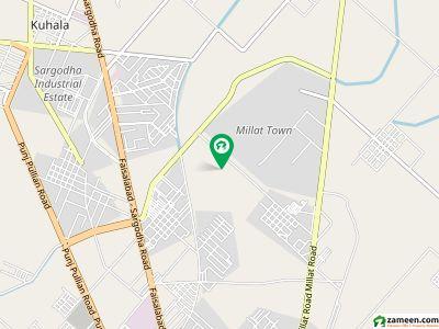 ایڈن آرچرڈ بلاک زیڈ ایڈن آچرڈ فیصل آباد میں 5 مرلہ مکان 80 لاکھ میں برائے فروخت۔