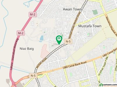 Lower Portion Of 5 Marla For Rent In Hanjarwal