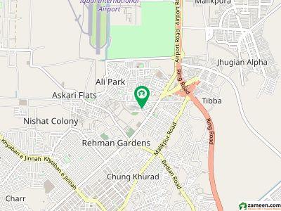 10 Marla Plot For Sale In Gulshan Ali Colony