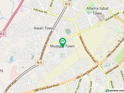 Spacious 5 Marla Lower Portion Available For Rent In Mustafa Town