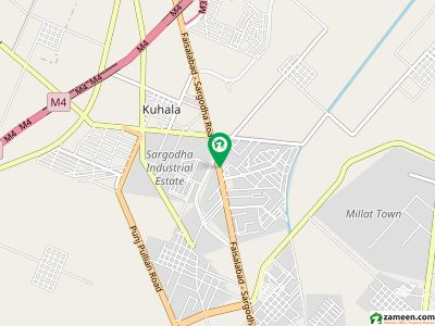 Residential Plot Is Available For Sale In Sitara Supreme City