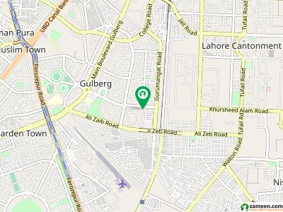 To Sale You Can Find Spacious Residential Plot In Gulberg