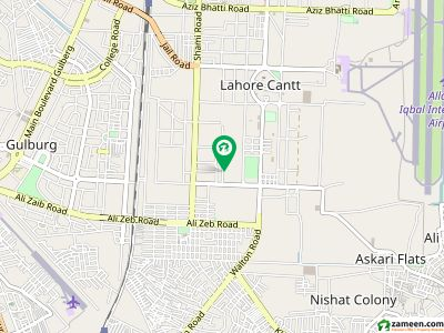 37 Marla Plot Is Available For Sale Beautiful Location  In Nisar Colony Lahore