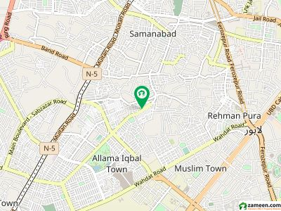 675  Square Feet Flat In Allama Iqbal Town For Rent