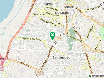 13 Marla House At Very Hot Location On The Heart Of Lahore