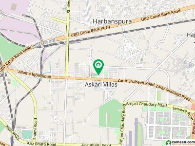 کینٹ غوثیہ کالونی کینٹ لاہور میں 4 کمروں کا 3 مرلہ مکان 95 لاکھ میں برائے فروخت۔