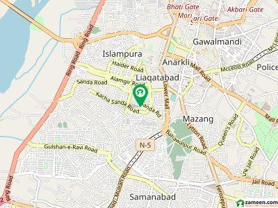 راج گڑھ لاہور میں 2 کمروں کا 3 مرلہ فلیٹ 35 لاکھ میں برائے فروخت۔