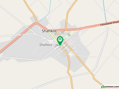 جڑانوالہ روڈ شاہکوٹ میں 5 مرلہ رہائشی پلاٹ 25 لاکھ میں برائے فروخت۔