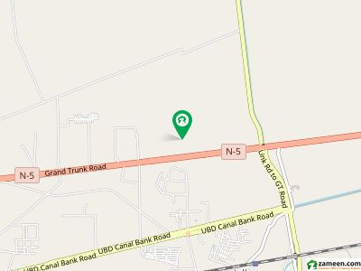 Commercial Plot For Sale Situated In Bismillah Housing Scheme