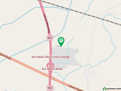 2 Marla Commercial Plot For Sale In Lahore Motorway City