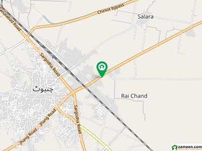 لاہور روڈ چنیوٹ میں 6 کمروں کا 10 مرلہ مکان 35 لاکھ میں برائے فروخت۔