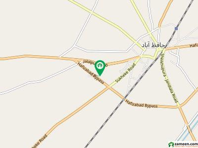 محلہ راشد پورہ حافظ آباد میں 1.2 کنال رہائشی پلاٹ 50 لاکھ میں برائے فروخت۔