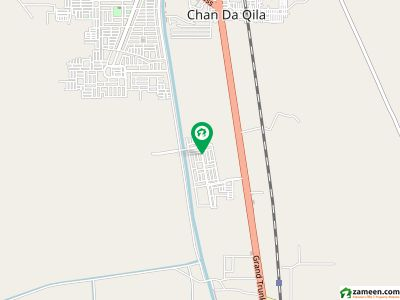 Commercial Plot Is Available For Sale In Block D
