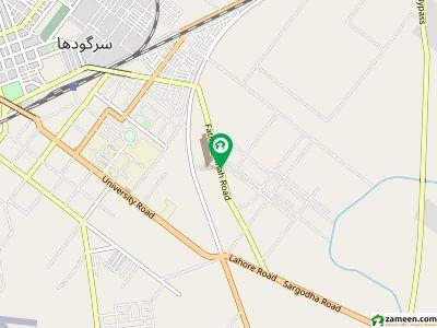 فاطمہ جناح روڈ سرگودھا میں 3 کمروں کا 2 مرلہ مکان 45 لاکھ میں برائے فروخت۔